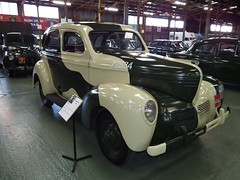 1940 Willys sedan (sv1ambo) Tags: history car museum sedan army 1940 australian australia victoria staff willys unit bandiana