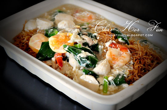 Home-Cook Char Hor Fun