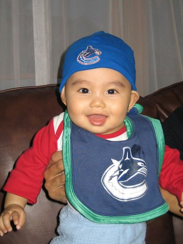 Canuck Fan!