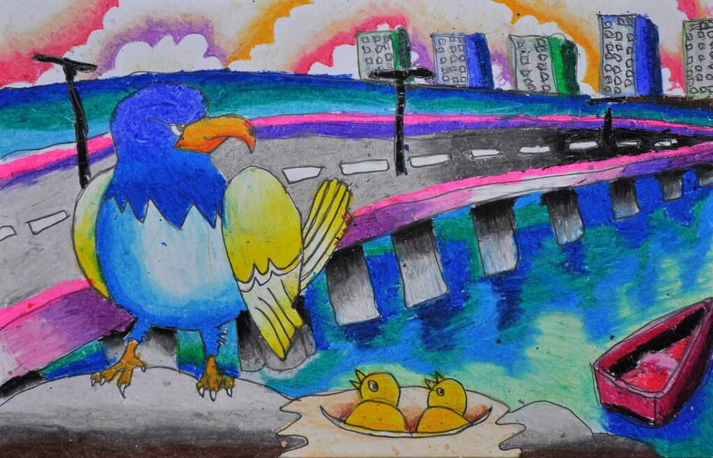 City bird 城市鸟 ...