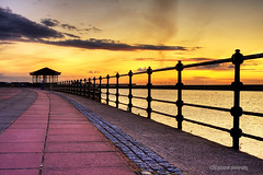will you lead me somewhere? (gobayode photography...times) Tags: path sidewalk rails boardwalk bandstand newbrighton walkingpath merseyside rivermersey sunsetcolours sunsetrails pathwithaview seasisesidewalk seasidebandstand