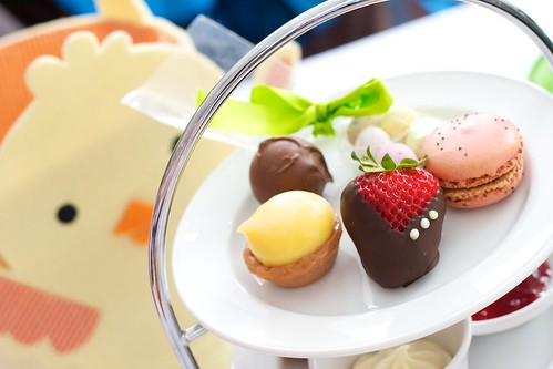 Urban Tea: Mad Hatter children's tea Easter sweets