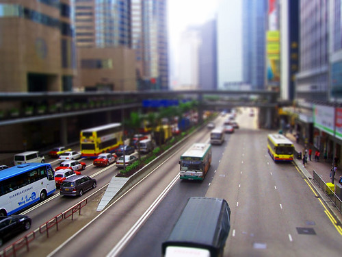 Miniature Hong Kong
