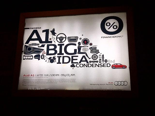 Audi's Big Idea(l)
