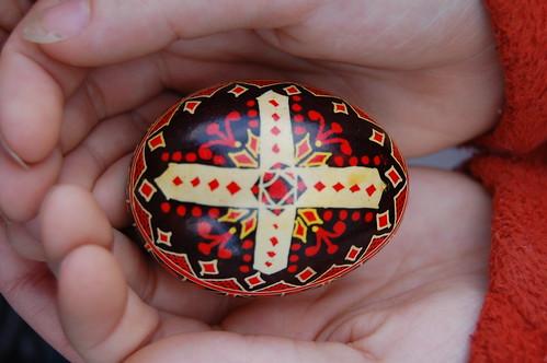 Karen's Ukranian egg