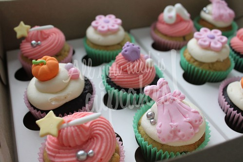 Princesas by All you need is Cupcakes!