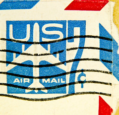 stamp USA 7c imprint postal stationary Air Mail 7c cent USA United States of America entier postal timbre tats-Unis u.s. postage sello enteros selo inteiro postal Estados Unidos sello USA francobolli intero postal USA Stati Uniti d'America   (...thx for sending stamps :) stampolina) Tags: blue usa azul america postes blauw unitedstates blu stamps unitedstatesofamerica 7 stamp porto blau amerika timbre azzurro  niebiesk