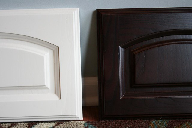 door paint samples