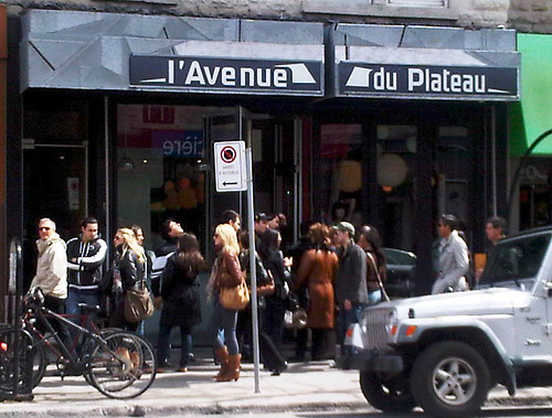 L'Avenue, Montreal