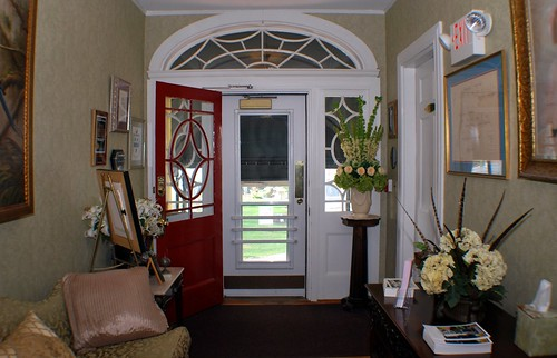 Front Entrance and Entryway