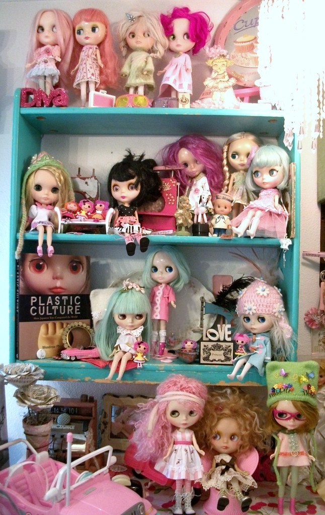 Current Dolly Family As Of 4/28/2011