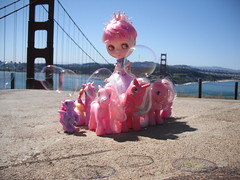 Celebrate 1 year : Blythe Physical Challenge 27 ! ! You are Something Special Happy Blythe.