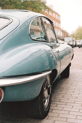 E Type by Vespamore !