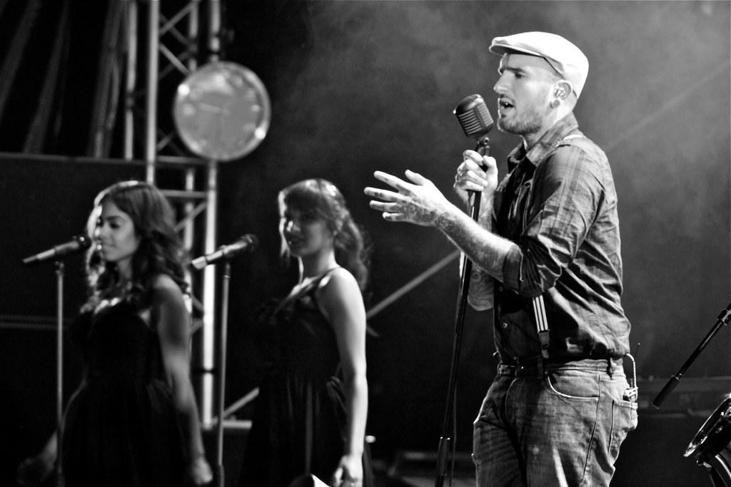 Ben Saunders live in Den Bosch