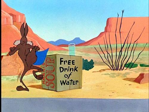 BB free water