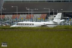 CS-DXW - 560-5787 - Netjets Europe - Cessna 560XL Citation XLS - Luton - 100607 - Steven Gray - IMG_3377