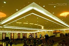 صورة من احد زوايا قاعة النخبة - صنعاء (mohammed malek) Tags: قاعة صنعاء النخبة