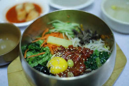 Bibimbap brunch