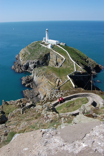 South Stack Island, Anglesey