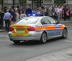 Metropolitan Police | BMW 325D | Area Car | BX59 CGV (EmergencyVehiclePics1) Tags: new blue public race out lights pier video amazing call order respect bell fast police run led yelp transit vehicle leds brand siren metropolitan astra dpg vauxhall shout response armed 999 wail on the bullhorn twotone lifesavers sprinter strobes airhorn arv co19 c019