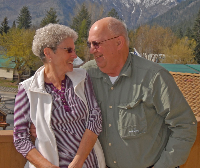 Us in Leavenworth 2