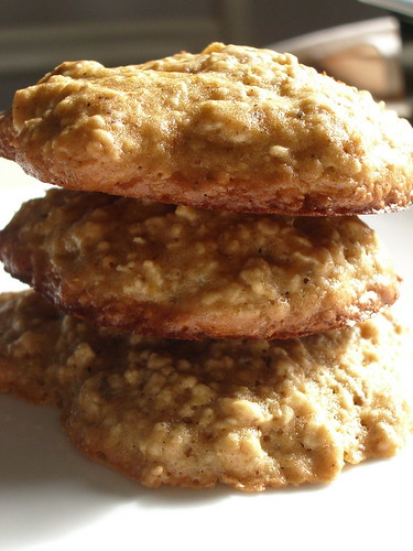 Garam Marsala Oatmeal Cookies