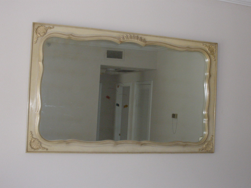 Large Mirror-SOLD