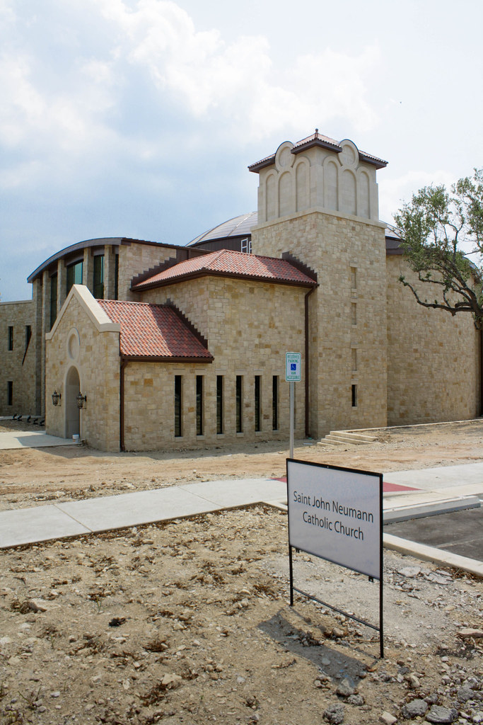 St John Neumann, Austin by _jjph, on Flickr
