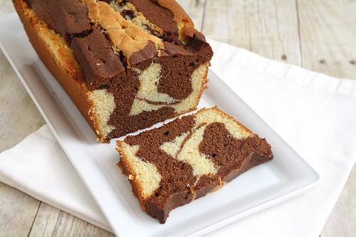 R Moist Marble Cake Recipe Loaf Pan
