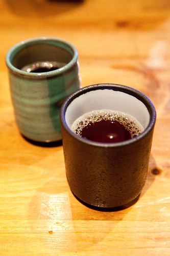 Hōjicha teas to aid digestion