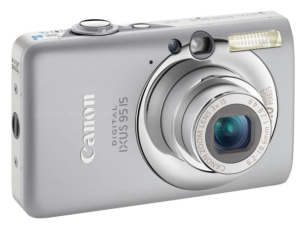 Canon Digital Ixus 95 IS