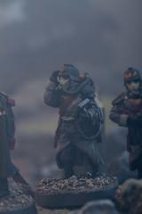 Death Korps of Krieg Command Unit (jontlaw) Tags: death games krieg 40k workshop warhammer atmospheric korps 40000 wargaming forgeworld