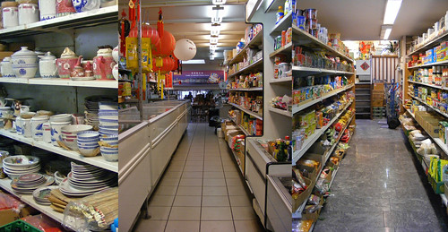 China Town Supermarkt in Amsterdam