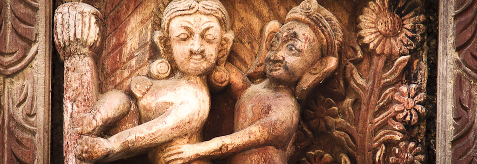 Travel Photos: Ancient Erotic Carvings from Nepal