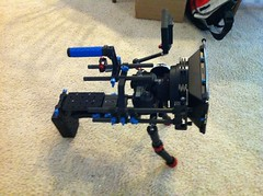 IMG_1603 (encounter creative) Tags: gear production bts redrockmicro phillyshoot zacuto marshallmonitor oconnorogrips