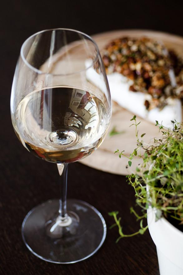 Wine. Tasty wine.