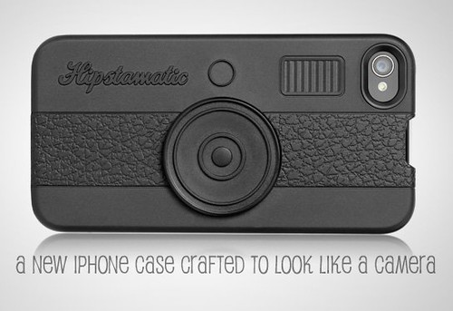 hipstamatic iphone case