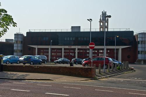 Belfast City - Central fire station