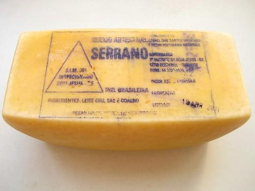 Queijo Serrano