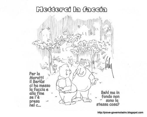 Metterci La Faccia by Livio Bonino