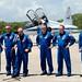 05 Crew arrival - Photo Credit: Michele Famiglietti AMS02 Collaboration