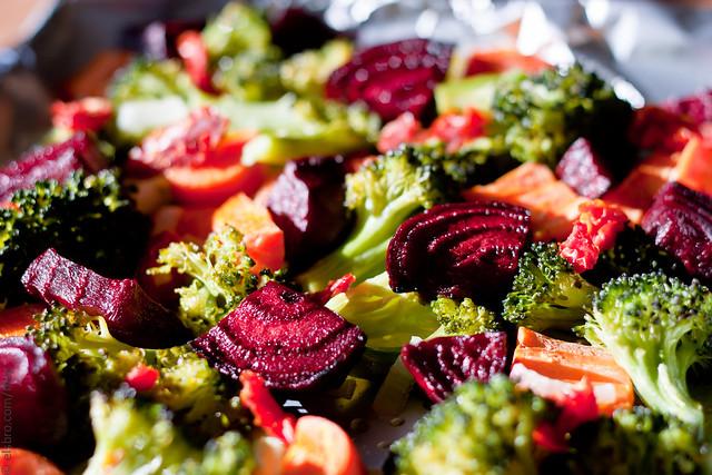 Beets/Broccoli/Carrots