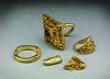 Early Medieval rings (portableantiquities) Tags: treasure