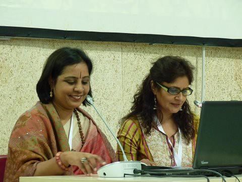 Jigyasa Giri and Pratibha Jain