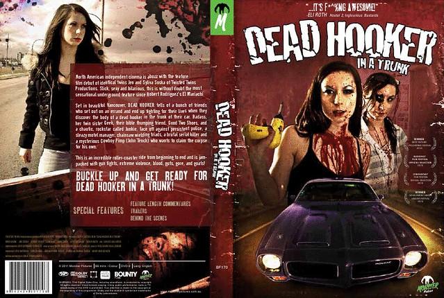 Dead Hooker DVD: Region 2