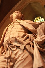 I look up to you (beingbailey) Tags: ireland church statue catholic cathedral stpatrickscathedral yahoo:yourpictures=europeanmonuments