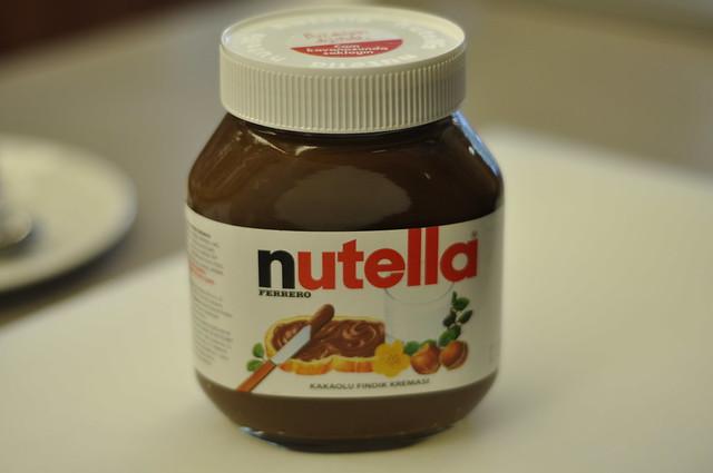 Nutella'lı Tarifler Etkinliği