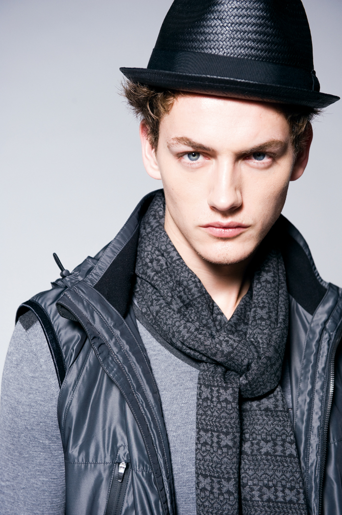 Jakob Hybholt0191_JOSEPH HOMME CASUAL 2011 Spring-Summer Collection(Official)