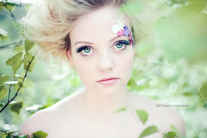 Flowergirl II
