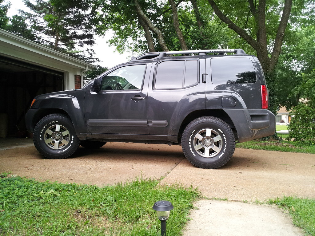Tire Options Page 17 Second Generation Nissan Xterra